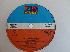 TRAMMPS Disco inferno / you touch my hot line K10914