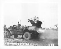 (041) Vintage USMC Photo Iwo Jima Operation