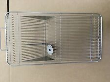 3- Small Rat/Mouse Laboratory Cage Replacement Stainless Tops(18.5 X 10 inch)