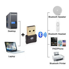 Mini USB Bluetooth4.0 Adaptateur Dongle Sans Fil Clés pour Windows XP 7 8 10 PC