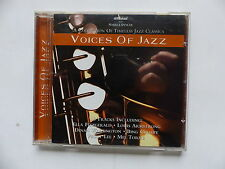 CD PUB MARKS & SPENCER  Voices of jazz FITZGERALD ARMSTRONG