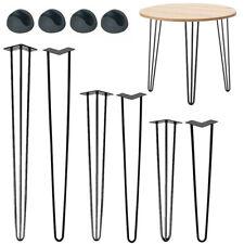 4x Hairpin Legs Hairpinlegs Haarnadelbeine Tischbeine Schreibtisch Esstisch DIY