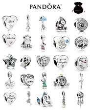 Brand New  Genuine PANDORA Charms ALE S925 Sterling Silver FREE GIFT POUCH !