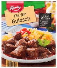 15 x KANIA for Goulash / Gulasch sauce New / Shipping Free worldwide