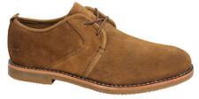 Botas de hombre en color principal marrón de ante
