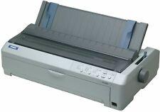 Epson FX-2190 FX 2190 USB Parallel 9 Pin Wide Format Dot Matrix Printer Warranty