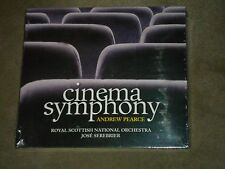 Cinema Symphony by Andrew Pearce (CD, Mar-2009, Moviescore) sealed