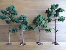 Jordan Bäume 4 Kiefern H0  für Modellbahn Anlage Diorama