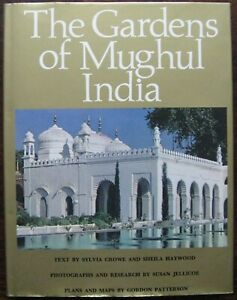 Gardens of Mughal India by Sylvia Crowe, Sheila Haywood (Hardcover, 1972)