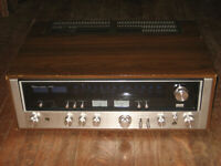 Sansui 8080 AM/FM Stereo Receiver/Amplifier, Pro Serviced, Recapped, Upgraded
