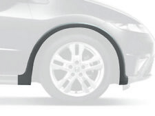 HONDA CIVIC 5D 3D FN 2006-2011 front Left + Right wing Arch Moulding UnPainted