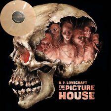 H.P. Lovecraft Fabio Frizzi The Picture In The House Vinyl LP Cadabra LTD Beige