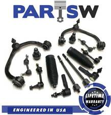 18 New Pc Complete Suspension Kit for Ford Expedition 2003-2006 Steering set