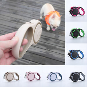 Retractable Dog Leash Rope Cord Pet Walking Puppy Automatic Leads Extending Hot