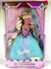 NIB BARBIE DOLL 1994 RAPUNZEL PRINCESS