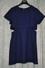 TOPSHOP Dress size UK 14 Blue
