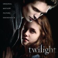 Twilight [Original Soundtrack] CD + DVD