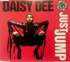 Daisy Dee - Just Jump (CD 1996) 4 Track CD Featuring Mixes - Edel Records/Techno