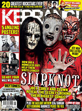 KERRANG,Slipknot,30 Seconds To Mars, D.R.U.G.S., The Word Alive,Falling In Rever