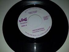 "LEROY MORRISON Disco Fever + Instrumental JEMKL RARE FUNK 45 VINYL RECORD 7"""