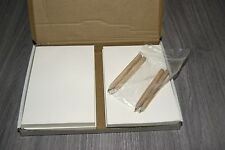 Pack Of 4 Paper Pads And 4 Pencils Replacements For Use In Pictionary And Others