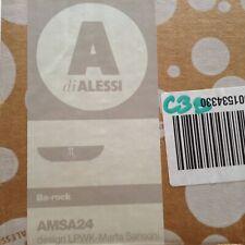 New Alessi Ba-Rock bowl AMSA24, Marta Sansoni