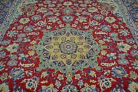 10'2 x 13'10 Marvelous Hand Knotted Handmade Oriental Wool Area Rug 10 x 14