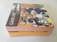 Sonic Advance 3 (Nintendo Game Boy Advance, 2004) NEW