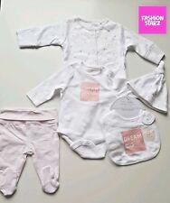 BNWT NEXT Baby Girl Newborn 0-1 0-3 Sleepsuit/Bodysuit/Hat/Bib/Crawler £15