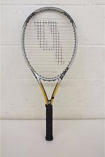 "Prince Force 3 Glance Titantium Oversize Tennis Racquet w4 3/8"" Grip LOOK"