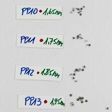 MIX PB2 * 40 strass Swarovski fond conique mix dimensions:PP10,11,12,13 CRYSTAL