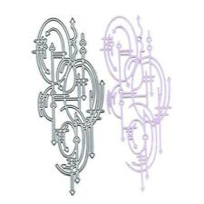 Lace Cutting Dies DIY Embossing Stencil Template Scrapbooking Paper Card making
