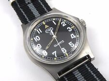 Genuine Navy Issue CWC G10 Watch 1990 Fully Working 0552/6645-99 90