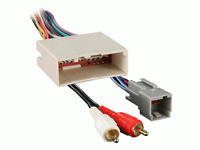 Metra Amplifier Integration Wire Harness for Ford Lincoln Mercury 2003-Up
