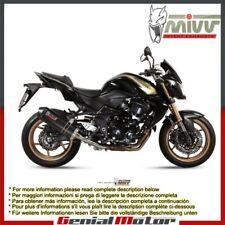 Pot D Echappament MIVV Oval Carbone Carter Carbone Kawasaki Z 750 R 2011 > 2014