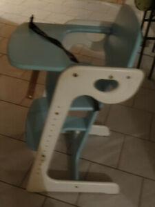 Kinderhochstuhl KETTLER Tipp-Topp mit Sitzkissen - 2. Stuhl von Oma+Opa