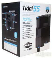 Seachem Tidal 55 by Sicce - Aquarium Power Filter for Up To 55 US Gallons