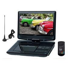 Reflexion DVD9213 Portabler DVD Player mit 9Zoll TFT/LCD, MPEG2, DVBT Tuner
