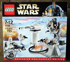 LEGO Star Wars Echo Base (7749) New MISB