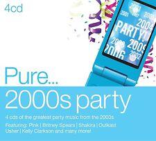 Pure... 2000s fête 4 CD NEUF