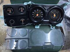 OEM 73-87 Chevy/GMC Truck Suburban Blazer Jimmy Gauge Cluster W/O Clock Restored