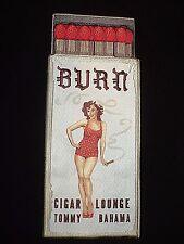 Tommy Bahama Black 100% Silk Burn Cigar Lounge Hawaiian Camp Shirt Mens Medium M