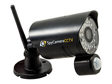 Adicional 720p Hd Wireless Digital Cctv Cámara De Seguridad Para Portátil Lcd Kit
