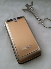 Samsung S3600 gold GSM Cellphone Unlocked free shipping