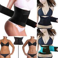 Sweat Belt Waist Trimmer Unisex Sweet Premium Slim Trainer Shapewear Body Shaper