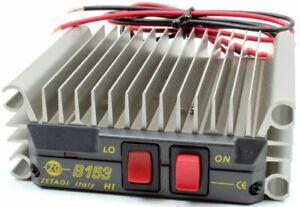 B-WARE  ZETAGI B-153 Verstärker, Endstufe - 26- 30 MHz - 12V DC