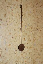 Alte Wanduhr Tisch Uhr Kamin Uhr Kuckucksuhr  Pendel Ersatzteilspender