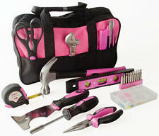 31-Piece Lady's Tool Set with Tool Bag PINK GREAT GIFT!!! NEW