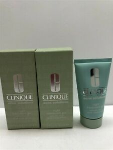 Lot of 2 Clinique Acne Solutions Night Treatment Gel 1.7 oz/50 ml, Old Formula!