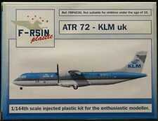 F-RSIN Models 1/144 French ATR 72 Dutch KLM uk Airlines